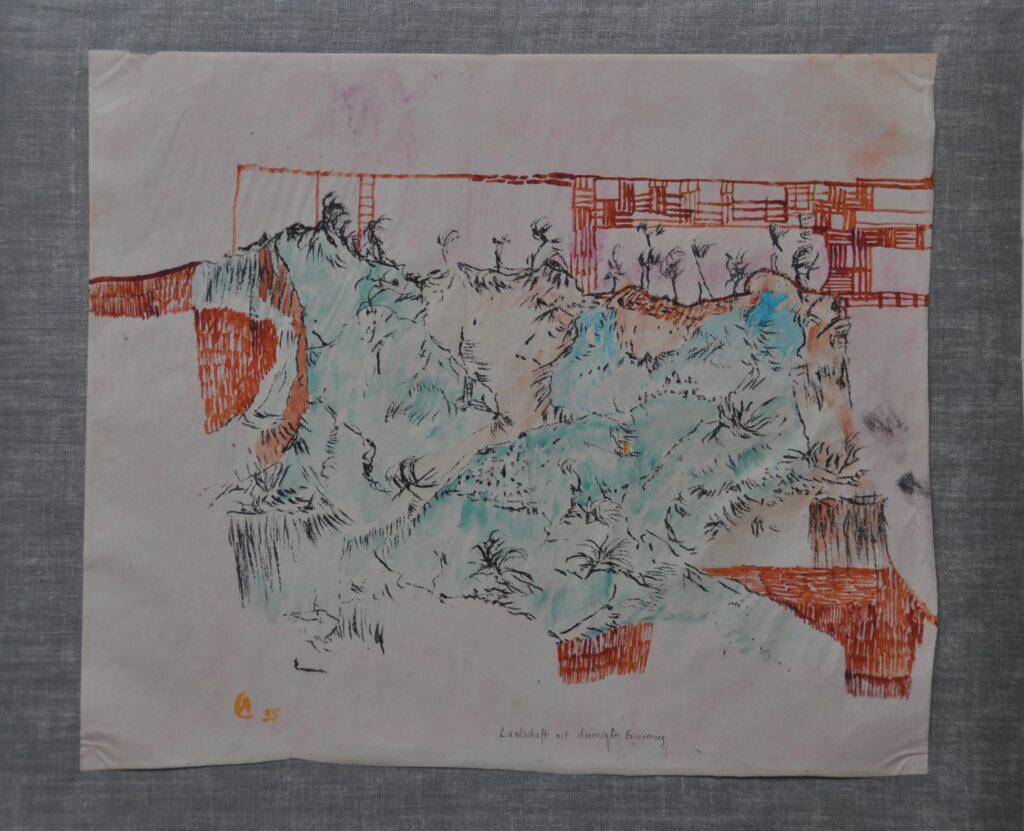 Gerhard Altenbourg, Kunst in der DDR