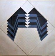 Karl-Heinz Adler, Geometrische Formen