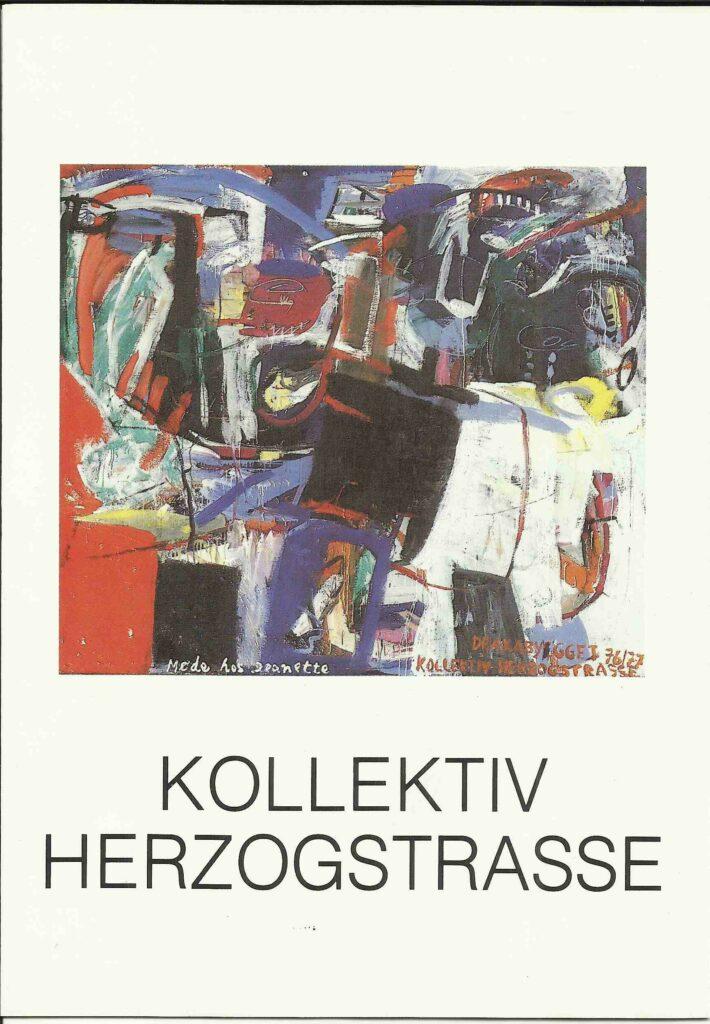 Kollektiv Herzogstrasse Faltblatt
