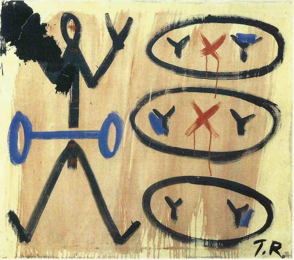 A.R. Penck o.T.