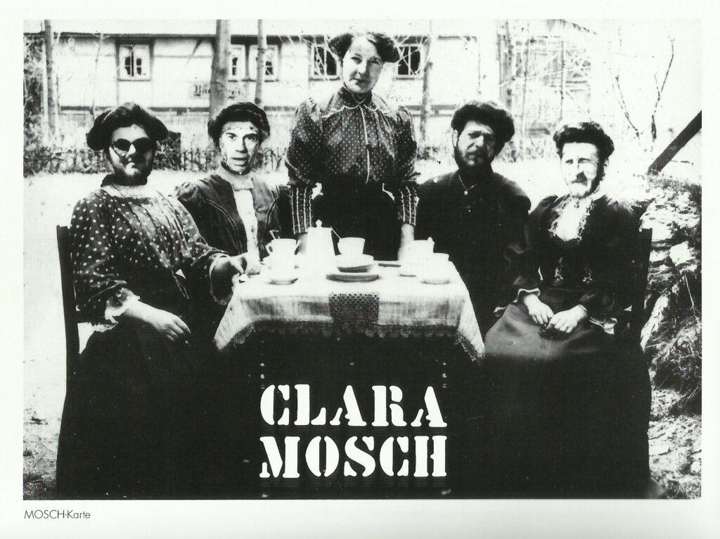 CLARA MOSCH, Künstlergruppe, Mitglieder, Kunst DDR