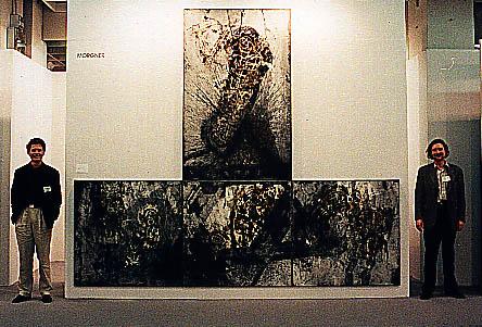 nonkonforme Kunst in der DDR Michael Morgner