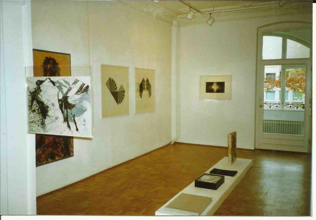 """Ausstellung """"ZUGABE"""" in der Berliner Galerie"""