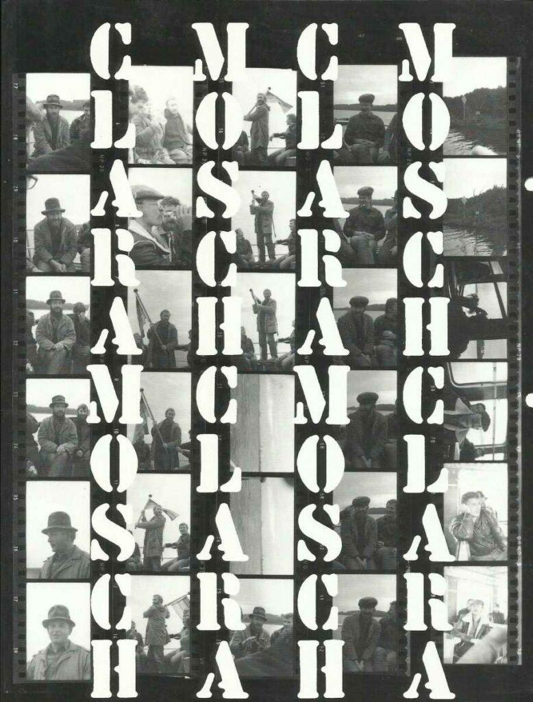 CLARA MOSCH, Werke und Dokumente, 1977 - 1982, Kunst in der DDR