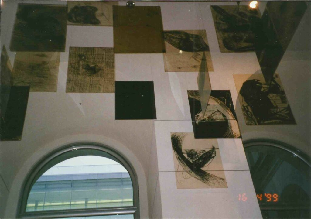 nonkonforme Kunst in der DDR CARLFRIEDRICH CLAUS