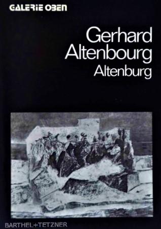 Gerhard Altenburg, nonkonforme Kunst aus der DDR