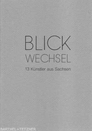 Katalog nonkonformer Künstler aus DDR in Westdeutschland