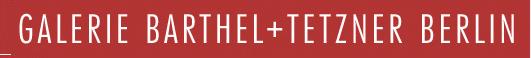 Galerie Barthel + Tetzner GmbH Berlin Charlottenburg