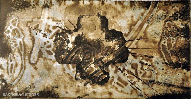 Michael Morgner, nonkonforme Kunst aus der DDR