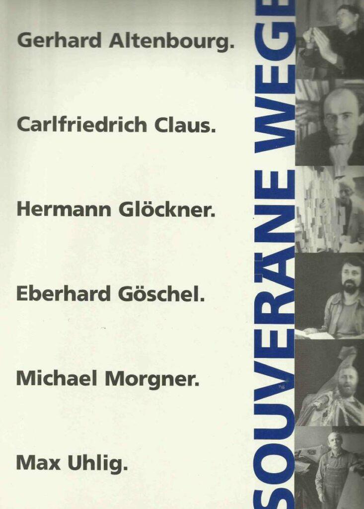 nonkonforme Kunst in der DDR