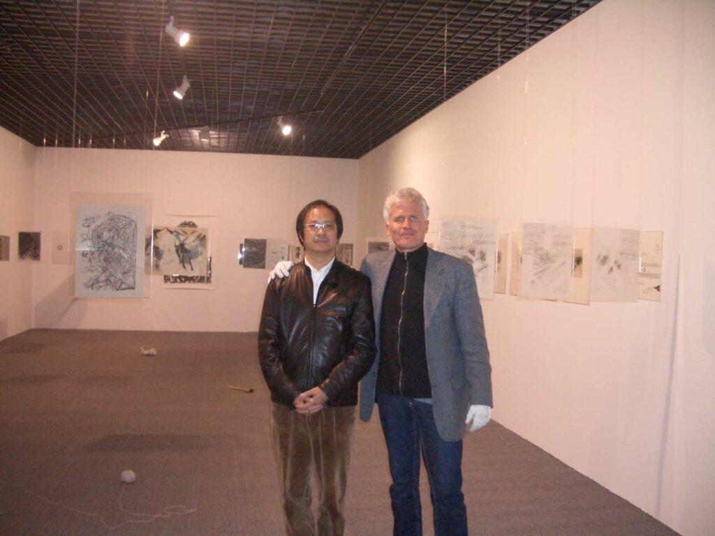 nonkonforme Kunst aus der DDR in Shanghai