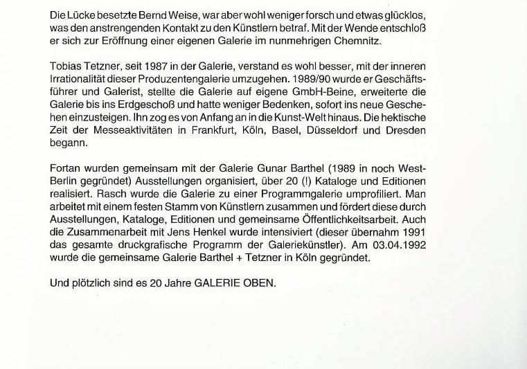 galerie oben, DDR Kunst